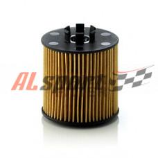 Фильтр масляный (элемент) ECO с прокладкой  VW Touran, Polo,Golf V, Audi A3