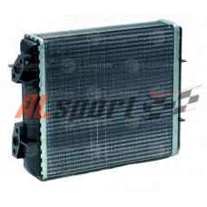 Радиатор отопителя, печки LADA 2103-07 алюминиевый