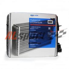 Радиатор отопителя, печки LADA 2105 алюминиевый ДААЗ