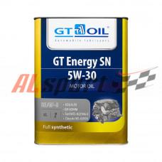 Масло 5W30 GT OIL Energy SN синтетика (4ЛИТРА) API SN