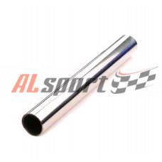 Труба тосола прямая 1 метр D32 mm нержавейка AISI 304