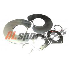 Планшайбы для установки ЗДТ 2101-2107 под установку суппорта 2108 (комплект 2шт)